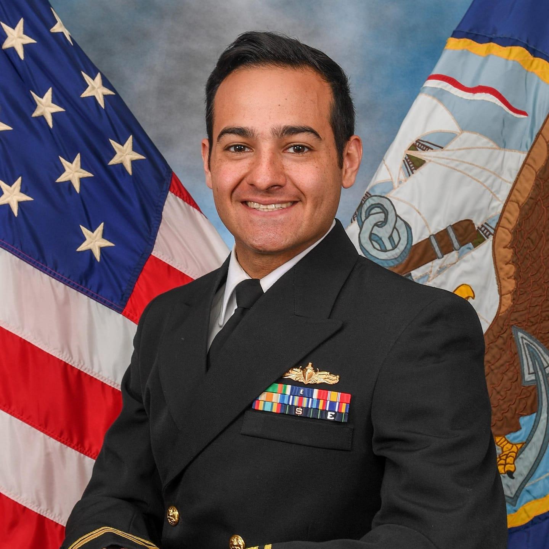 Staff Advisor - LT Ricardo Caporale